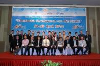 ประชุมวิชาการ 15th (15th Khon Kaen Veterinary Annual International Conference KVAC ) ณ รร.ภูแมน จ.ขอนแก่น 24/4/57