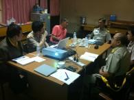 กิจกรรมประชุมแนวทางการกำจัดการใช้สารเร่งเนื้อแดงในเขตภาคตะวันออก โดยการใช้ชุดตรวจสอบจากประเทศจีน
