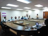 กิจกรรมการประชุมร่วมกับคณะทำงานจากประเทศจีน มณฑลกวางตุ้ง  (Guangdong IAH delegates) เยี่ยมเยียนสมาคมสัตวแพทย์ควบคุมฟาร์มสุกรไทย ณ คณะสัตวแพทยศาสตร์ จุฬาลงกรณ์มหาวิทยาลัย
